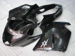 Honda CBR 1100XX BLACKBIRD 1996-2007 Carénage ABS Injection - autres - tout noir