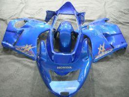 Honda CBR 1100XX BLACKBIRD 1996-2007 Carénage ABS Injection - autres - tout bleu