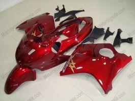 Honda CBR 1100XX BLACKBIRD 1996-2007 Carénage ABS Injection - autres - rouge