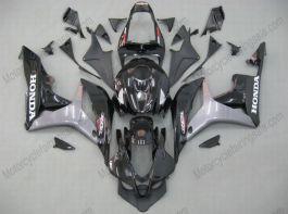 Honda CBR 600RR F5 2007-2008 Carénage ABS Injection - autres - noir