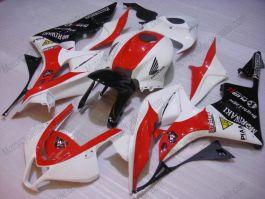 Honda CBR 600RR F5 2007-2008 Carénage ABS Injection - Moriwaki - rouge/noir/blanc