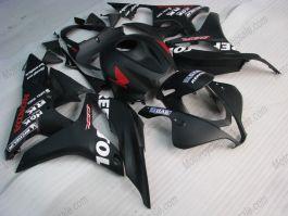 Honda CBR 600RR F5 2007-2008 Carénage ABS Injection - Repsol  - noir