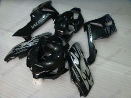 Honda CBR1000RR 2004-2005 Carénage ABS Injection - Fireblade - noir/argent
