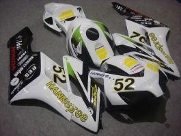 Honda CBR1000RR 2004-2005 Carénage ABS Injection - HANN Spree - blanc/noir