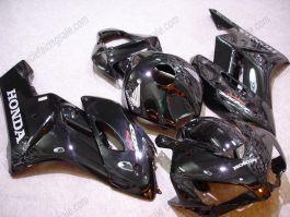 Honda CBR1000RR 2004-2005 Carénage ABS Injection - Fireblade - noir
