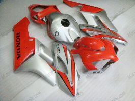 Honda CBR1000RR 2004-2005 Carénage ABS Injection - Fireblade - argent/rouge