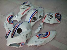 Honda CBR1000RR 2004-2005 Carénage ABS Injection - R - blanc