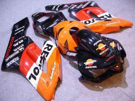 Honda CBR1000RR 2004-2005 Carénage ABS Injection - Repsol - orange/rouge/noir