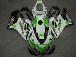 Honda CBR1000RR 2004-2005 Carénage ABS Injection - HANN Spree - blanc/noir/vert