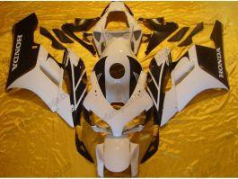 Honda CBR1000RR 2004-2005 Carénage ABS Injection - autres - blanc/noir