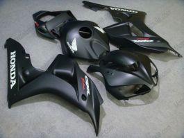 Honda CBR1000RR 2006-2007 Carénage ABS Injection - Fireblade - tout noir