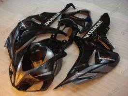 Honda CBR1000RR 2006-2007 Carénage ABS Injection - Fireblade - noir/gris