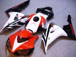 Honda CBR1000RR 2006-2007 Carénage ABS Injection - Fireblade - rouge/noir/blanc