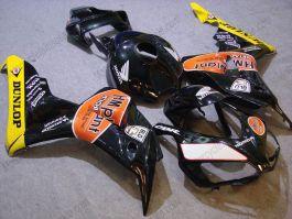 Honda CBR1000RR 2006-2007 Carénage ABS Injection - HM plant - noir/jaune
