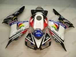 Honda CBR1000RR 2006-2007 Carénage ABS Injection - Lee - Couleur