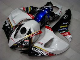 Honda CBR1000RR 2006-2007 Carénage ABS Injection - Lee - blanc/noir