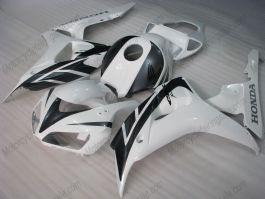 Honda CBR1000RR 2006-2007 Carénage ABS Injection - Fireblade - blanc/noir