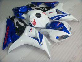 Honda CBR1000RR 2006-2007 Carénage ABS Injection - Fireblade - blanc/bleu