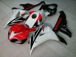 Honda CBR1000RR 2006-2007 Carénage ABS Injection - Fireblade - blanc/rouge
