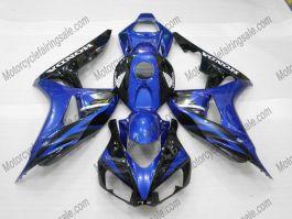 Honda CBR1000RR 2006-2007 Carénage ABS Injection - Fireblade - bleu/noir