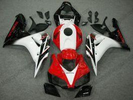 Honda CBR1000RR 2006-2007 Carénage ABS Injection - Others - noir/rouge/blanc