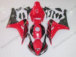 Honda CBR1000RR 2006-2007 Carénage ABS Injection - Others - rouge/noir