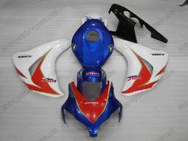 Honda CBR1000RR 2008-2011 Carénage ABS Injection - Fireblade - rouge/blanc/bleu