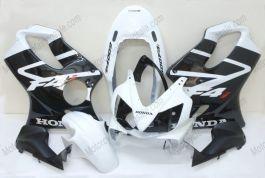 Honda CBR600 F4i 2004-2007 Carénage ABS Injection - autres - blanc/noir