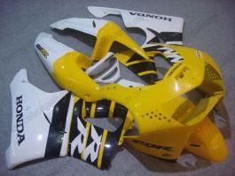 Honda CBR900RR 919 1998-1999 Carénage ABS - Fireblade - jaune/noir/blanc