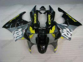 Honda CBR900RR 919 1998-1999 Carénage ABS - Fireblade - jaune/noir/argent