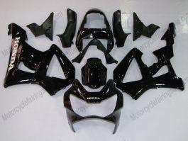 Honda CBR900RR 919 1998-1999 Carénage ABS - Factory Style - tout noir