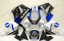 Honda CBR900RR 929 2000-2001 Carénage ABS - Konica Minolta - blanc/noir/bleu