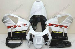 Honda VTR1000 RC51 2000-2006 Carénage ABS - autres - noir/blanc/argent