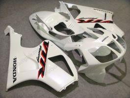 Honda VTR1000 RC51 2000-2006 Carénage ABS - Racing - blanc