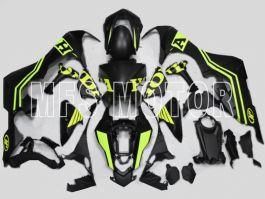 Carénage ABS Injection Honda CBR1000RR 2017-2019 - Autres - Noir