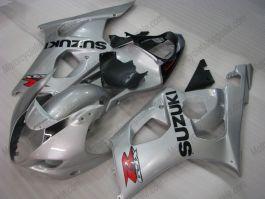 Suzuki GSX-R 1000 2003-2004 K3 Carénage ABS Injection - autres - tout gris