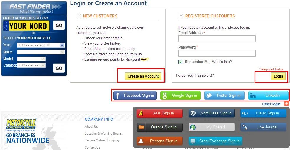 Connectez-vous ou créez un compte