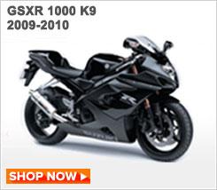 Carénages GSXR 1000 K9 2009-2010